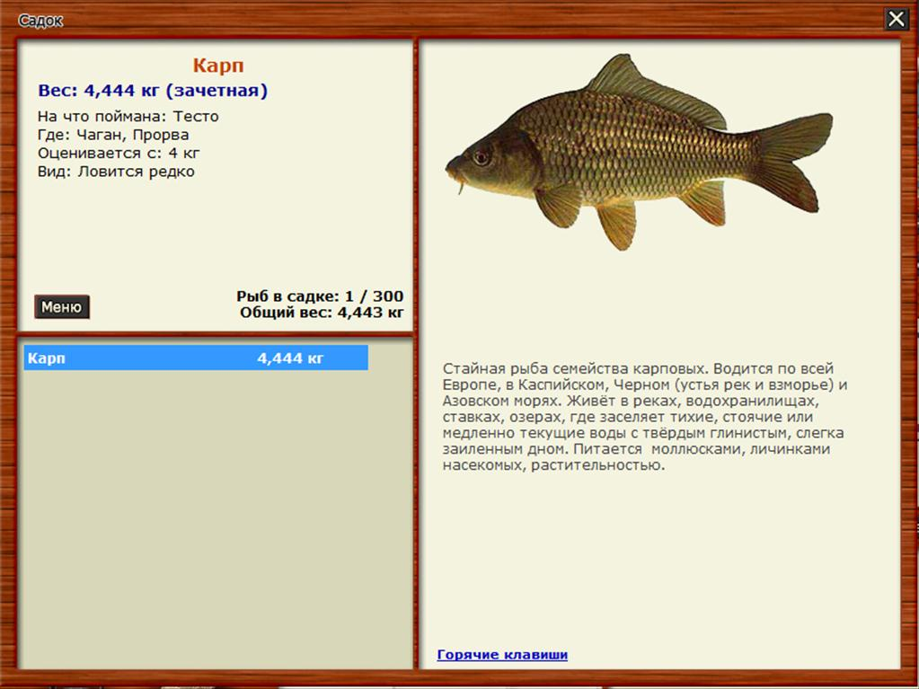 какую рыбу сложно ловить